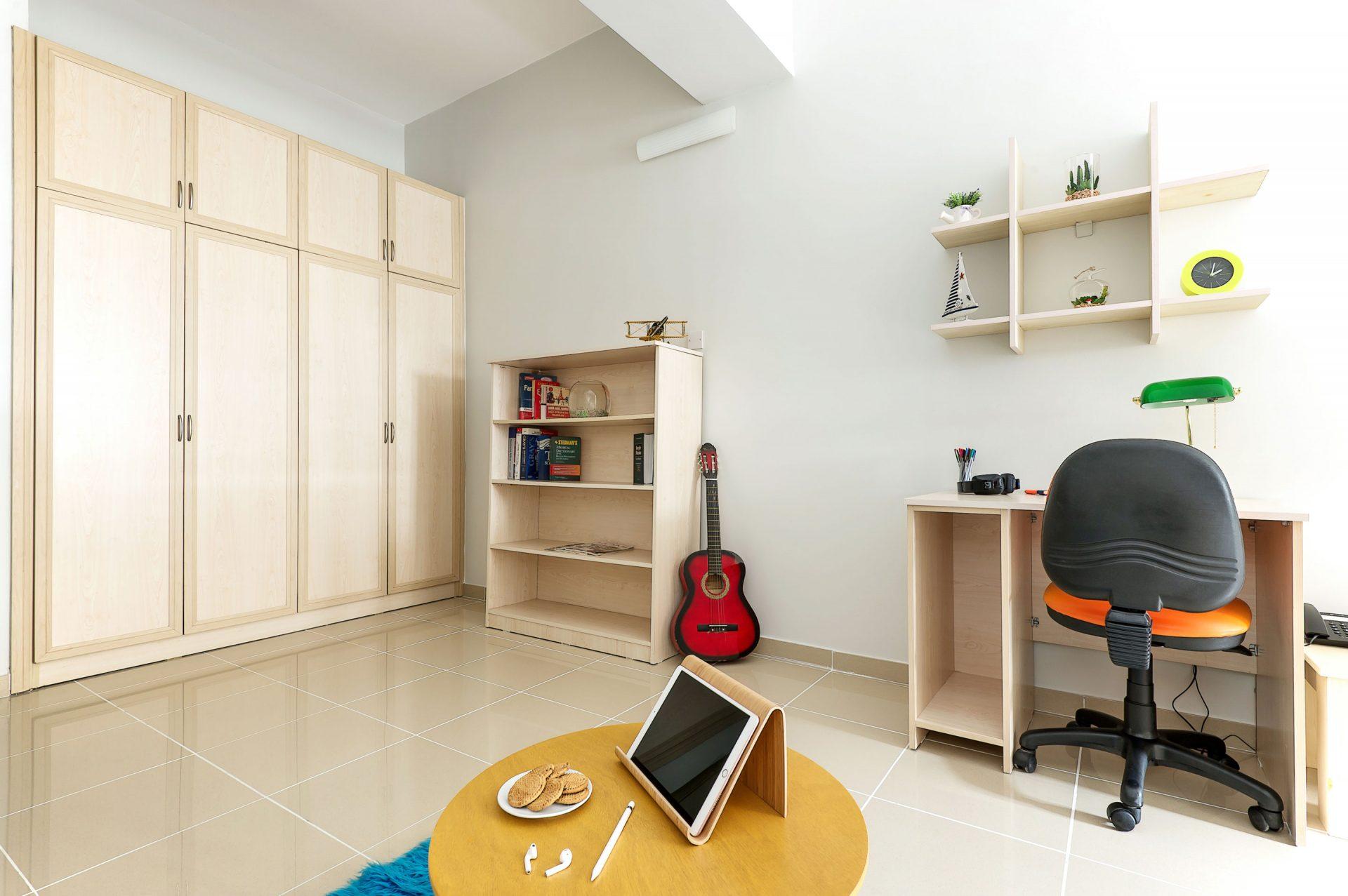 Kıbrıs'ta ucuz öğrenci hostel'i